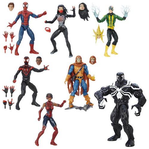 Amazing Spider-Man Marvel Legends Figures Wave 6