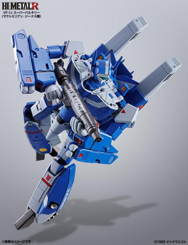 Hi-Metal R : VF-1J Super Valkyie