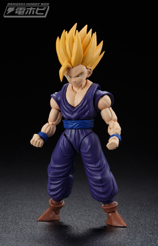 Figure-Rise Son Gohan version Dragon Ball Z arc Cell