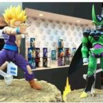 Japan Expo 2016 : S.H.figuarts Son Gohan SSJ2 Battle Damaged et Perfect Cell