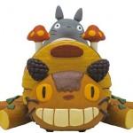 Chat Bus- Totoro – Studio Ghibli Pullback Collection