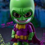 Cosbaby Suicide Squad – The Joker (Batman Imposter Version)  par Hot Toys