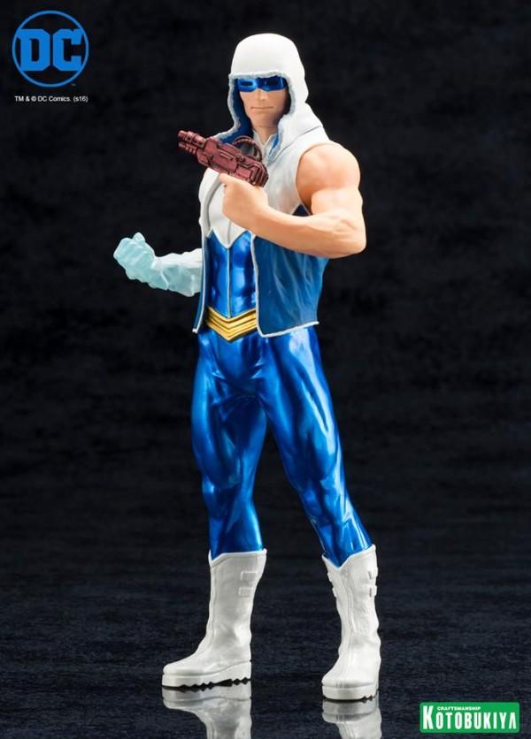 DC Comics Captain Cold ARTFX+ Statue.