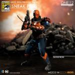 SDCC2016 :  One:12 Marvel et DC de Mezco Toys