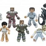 Alien Minimates : la série 3 dispo
