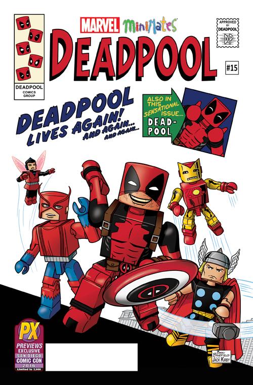 DeadpoolMInimatesCover