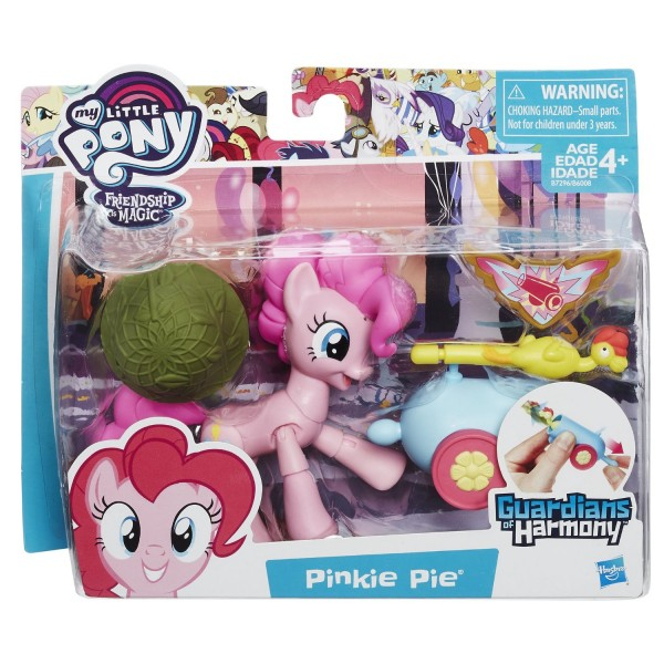Guardians of Harmony Pinkie Pie 2
