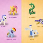 My Little Pony et Pokémon dans les Happy Meal