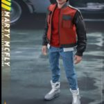 Back to The Future II : Marty McFly et Dr. Emmett Brown par Hot Toys