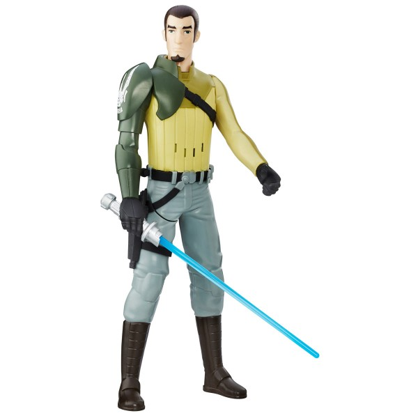 "Star Wars Rebels 12"" ELECTRONIC DUEL™ KANAN JARRUS™ (STAR WARS REBELS™"