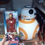 Dans les magasins de jouets allemands
