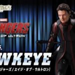 S.H.Figuarts Hawkeye – les images