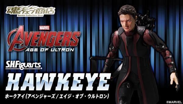 SHFiguats Hawkeye