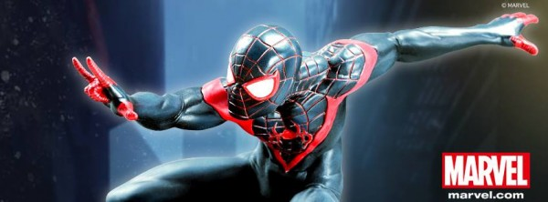 Marvel Comics Ultimate Spider-Man ARTFX+ Statue