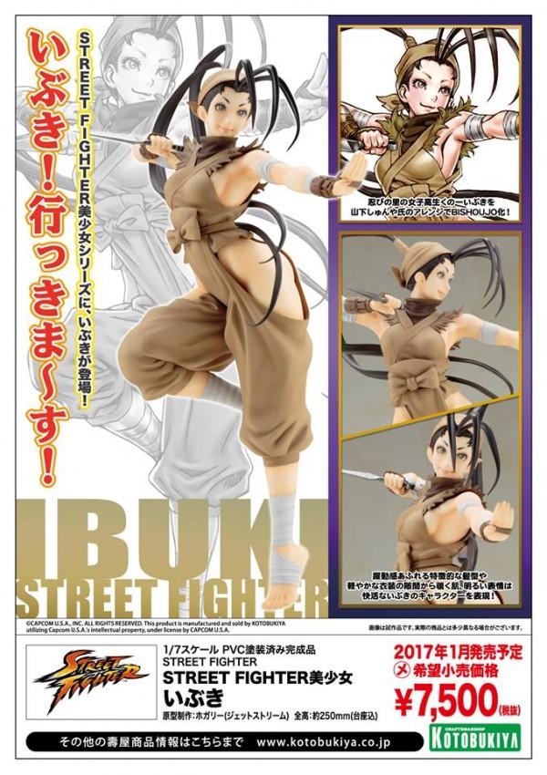 Street Fighter Ibuki Bishoujo