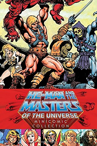 He-Man and the Masters of the Universe Minicomic Collection (Anglais) Relié – 3 novembre 2015