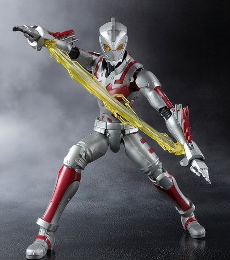ULTRA-ACT x S.H.Figuarts Ace Suit