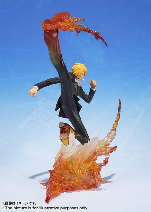 Figuarts ZERO Sanji - one Piece