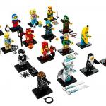 Lego Minifigures Série 16 c'est pour septembre !