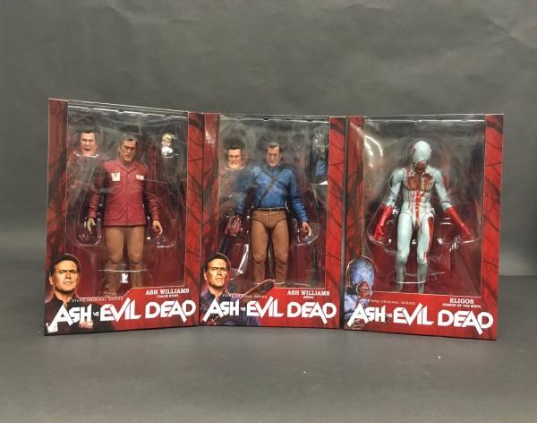 NECA Ash vs Evil Dead Series 1 In Packaging