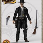 Détails des figurines Dime Novel Legends