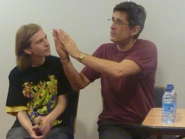 avec Eric Legrand