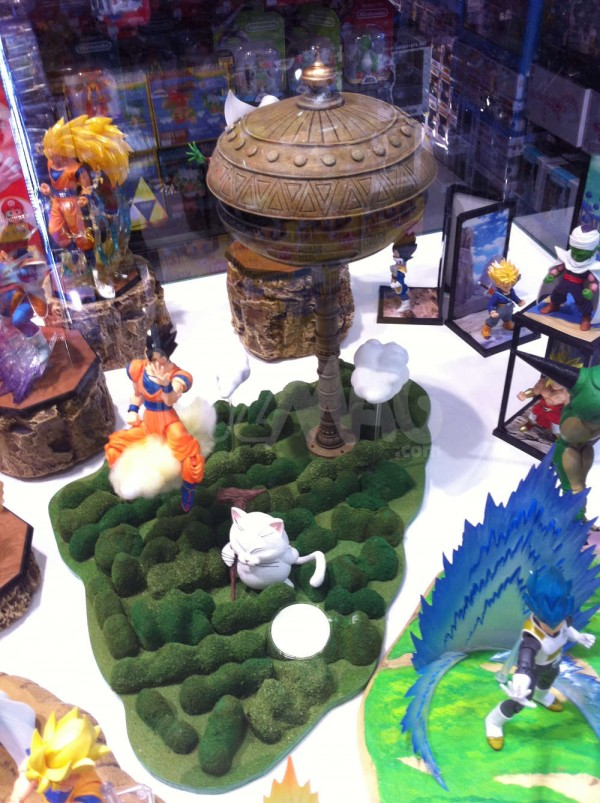 Manga Story PARIS - Showroom Tamashii Nations