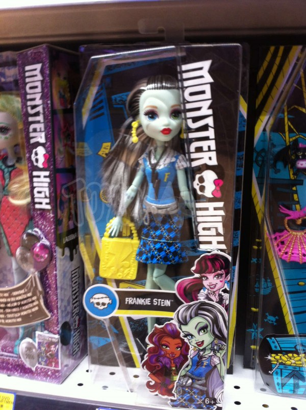 poupée monster high 2016