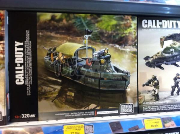 Mega Bloks Call Of Duty