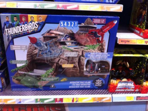 jouets et figurines Thunderbirds Are Go !