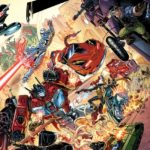 IDW publie la preview de Revolution #1 (MASK, Transformers, GI JOE)