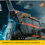 Rogue One: les nouveaux Set LEGO Star Wars disponibles sur le shop Lego France
