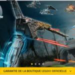 Rogue One: les nouveaux Set LEGO Star Wars disponibles sur le shop Lego France