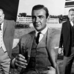 007 : James Bond et Goldfinger en figurines !