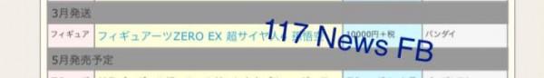 Figuarts Zero Goku SS4