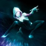 Spider-Gwen par Stefano Caselli pour Kotobukiya