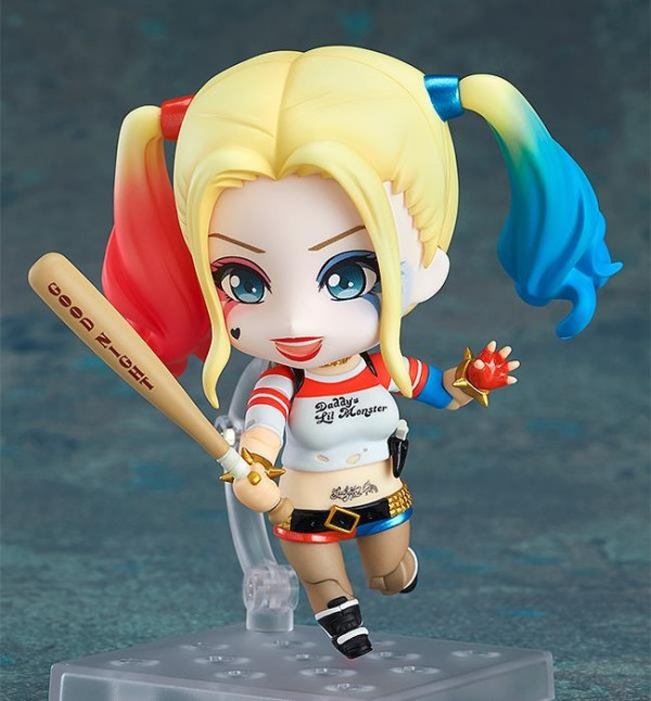 Nendoroid Harley Quinn: Suicide Edition