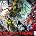 REVOLUTION une image teaser mettant M.A.S.K à l'honneur