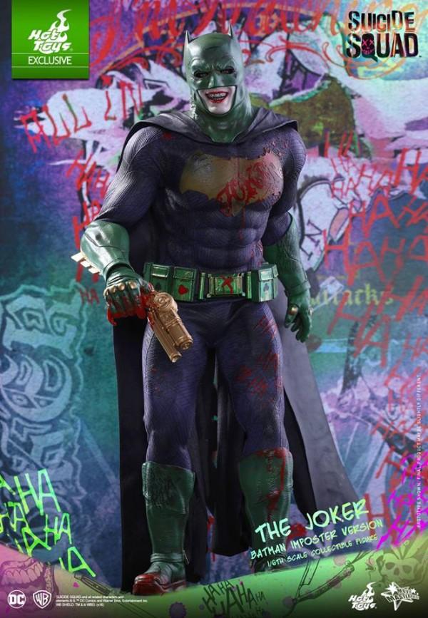 Suicide Squad - 1/6th scale The Joker (Batman Imposter Version)Suicide Squad - 1/6th scale The Joker (Batman Imposter Version)