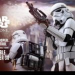 Rogue One : Stormtrooper Jedha Patrol par Hot Toys