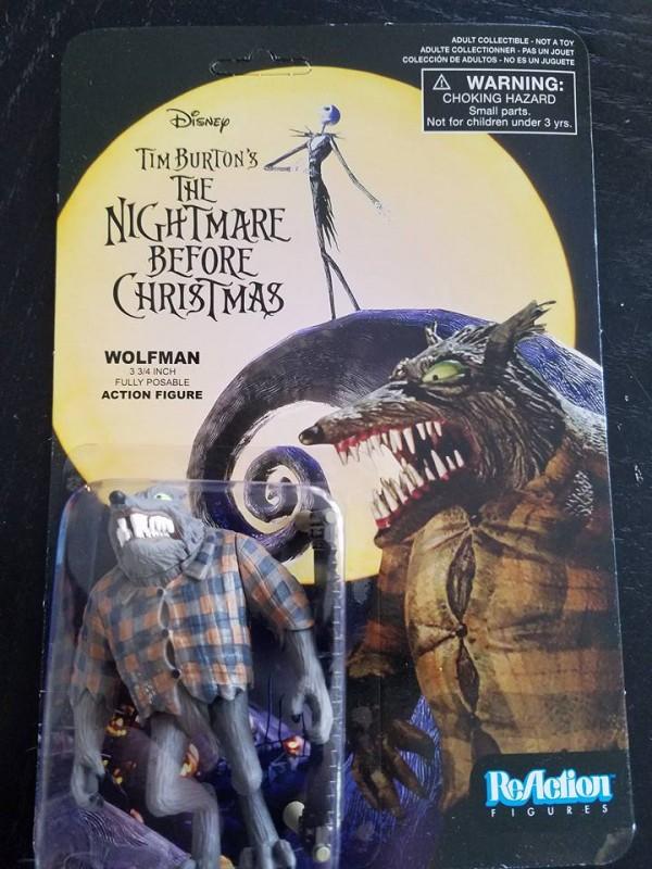 ReAction serie 2 : The Nightmare Befor Chrismas (L'étrange Noël de Monsieur Jack)