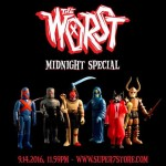 The Worst Midnight Special par Super7