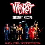 The Worst Midnight Special par Super7
