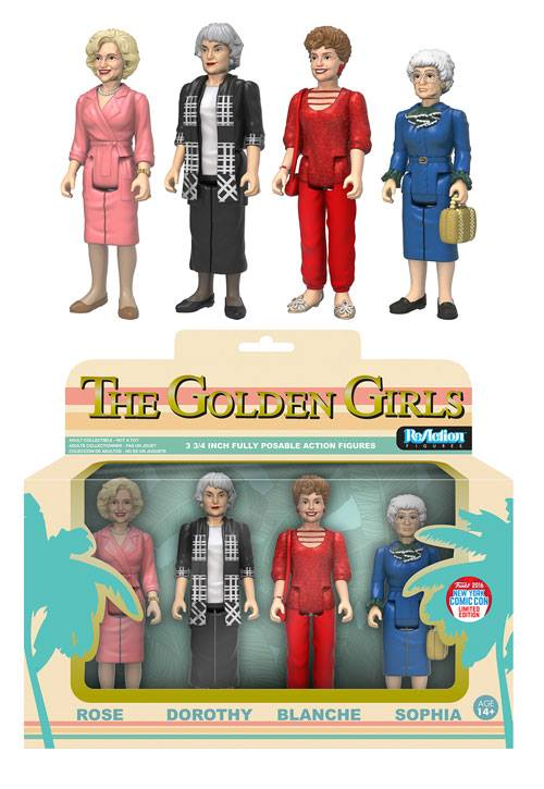 NYCC2016 The Golden Girls / Les craquantes REACTION