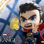 Doctor Strange COSBABY par Hot Toys