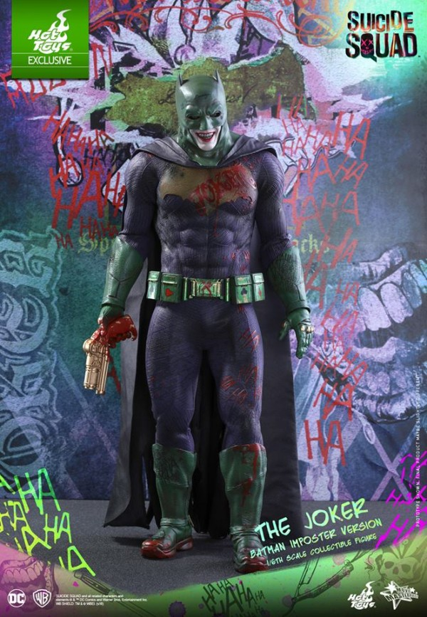 Suicide Squad - 1/6th scale The Joker (Batman Imposter Version)
