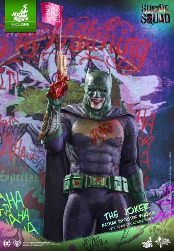 Suicide Squad - 1/6th scale The Joker (Batman Imposter Version)