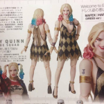 Mafex Harley Quinn dress vers – Suicide Squad