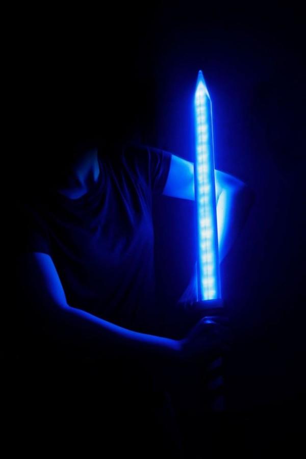 X-or Le Shériff de l'Espace Épée Laser 1/1 Tamashii Lab Bandai Gavan