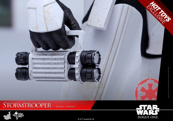 Rogue One - 1/6th scale Stormtrooper Jedha Patrol (HT Exclusive)